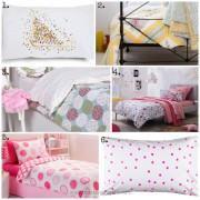 Girls Spring Bed Linen