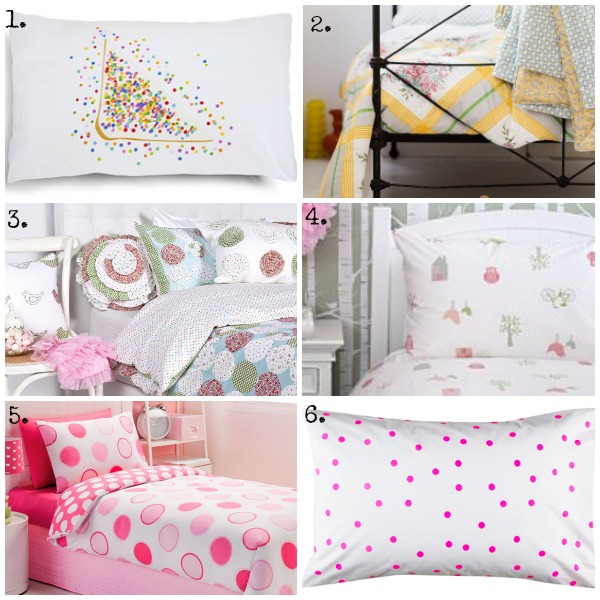 Girls Spring Bed Linen 2