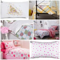 Style Update: Boys & Girls Bed Linen