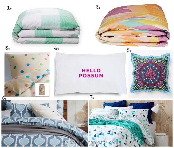 Spring Bed Linen @ SnS