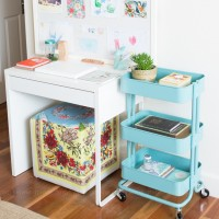 Style Snippets: IKEA at Shenanigans HQ