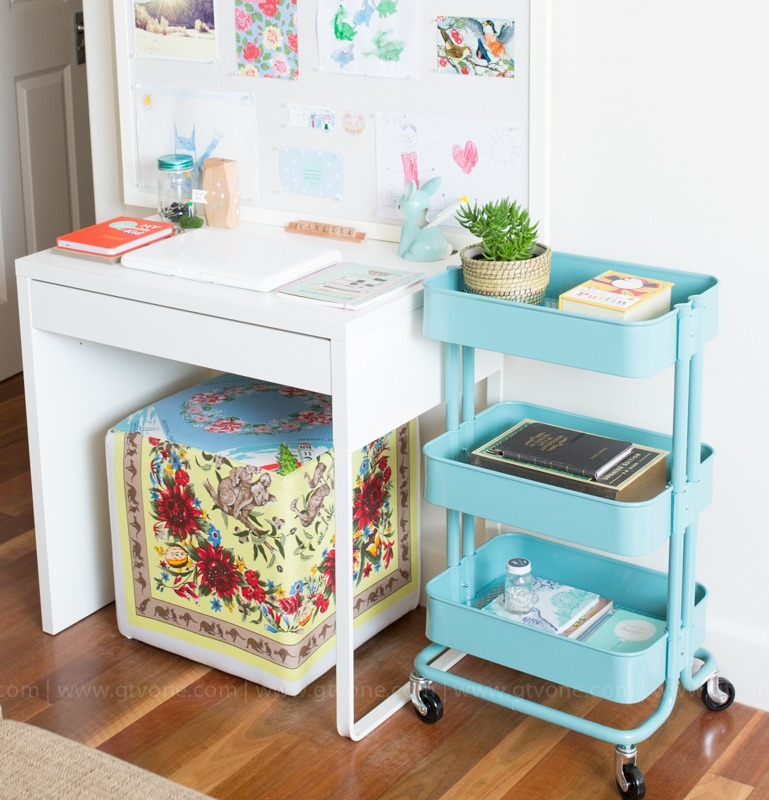 Ikea Small Home Office Ideas For Men: Style Snippets: IKEA At Shenanigans HQ