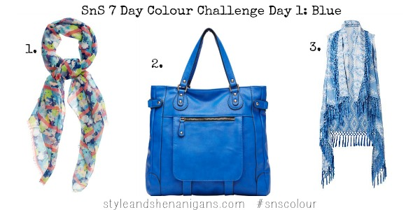 SnS 7 Day Colour Challenge Day 1 Blue #2