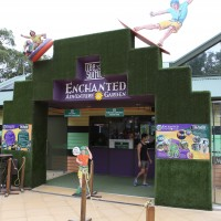 A Day Out With The Kids: The Enchanted Maze