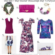 SnS 7 Day Colour Challenge Day 7 Purple