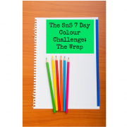 SnS 7 Day Colour Challenge- The Wrap