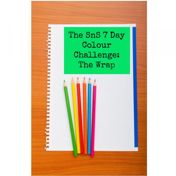 SnS 7 Day Colour Challenge- The Wrap