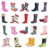 SnS Autumn/Winter Style Update: Gumboots for Women & Kids