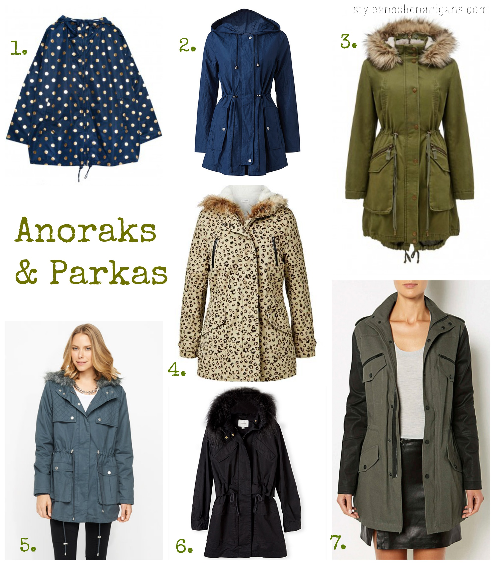 Sns Style Update Winter Coats From Luxe To Less Part 1