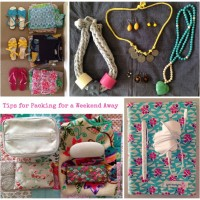 The Top 5: Tips for Packing for a Weekend Away