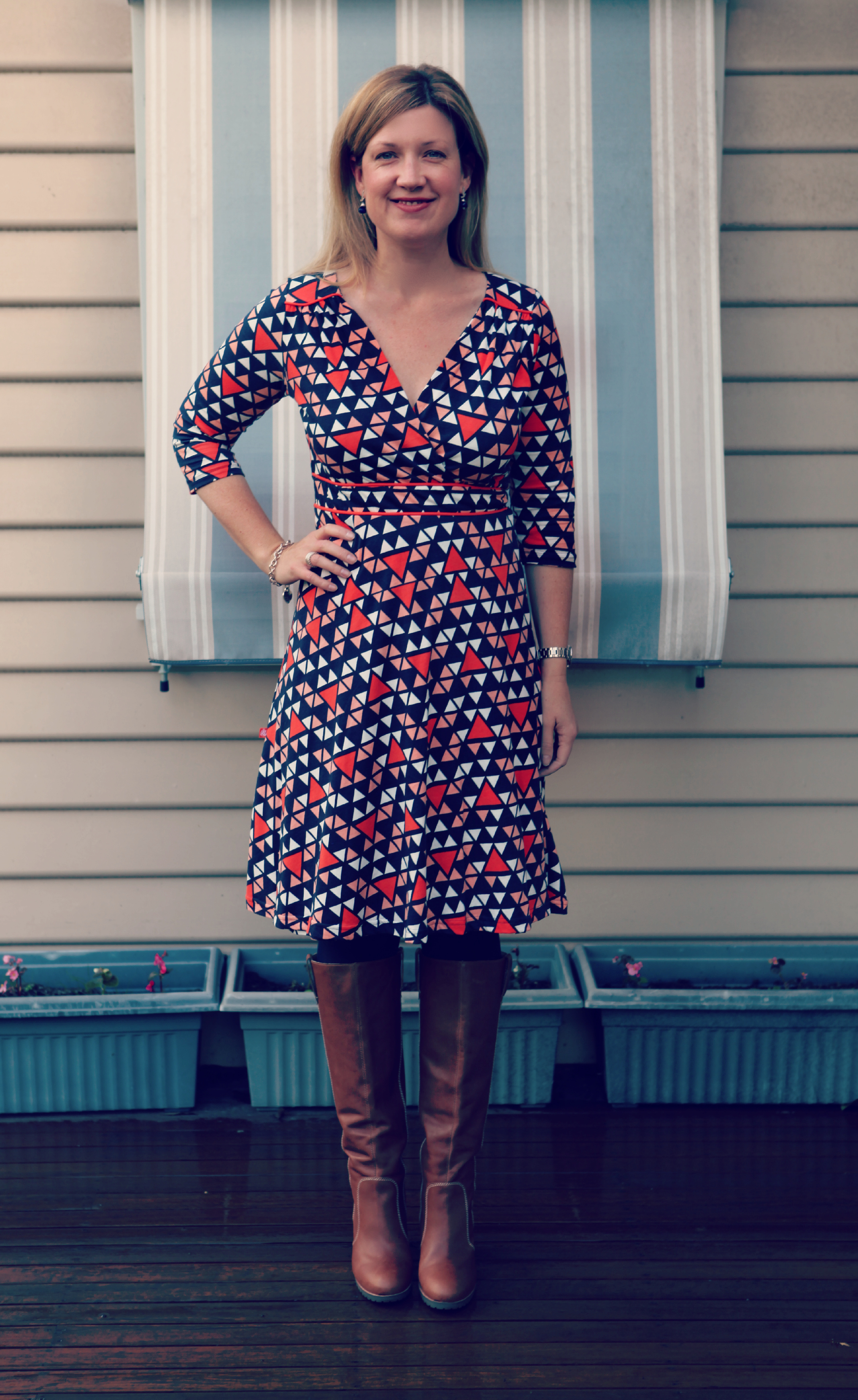 59483c665c4 SnS Style Update: Wrap Dresses - Style & Shenanigans
