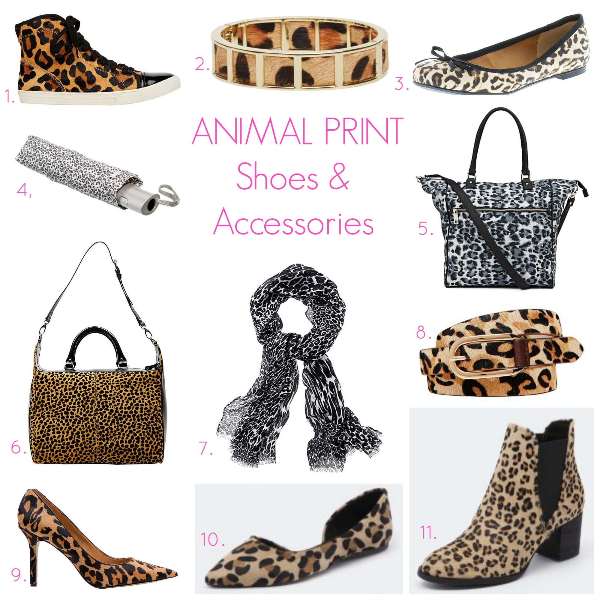 Sns Print Challenge Day 2 Animal Leopard Print Style