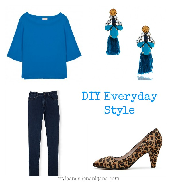 DIY Everyday Style Girls Night Out