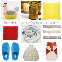 SnS Style Update: Winter at Home