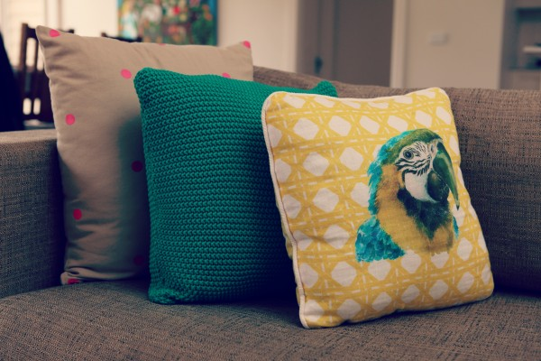 SnS Style Update Winter Cushions #1