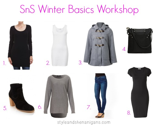 SnS Winter Basics Workshop