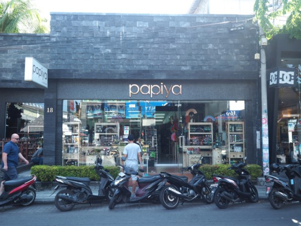 Where to Shop in Bali - Papiya