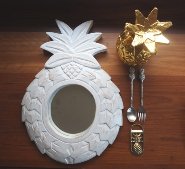 Bali Shopping - Pineapple Homewares