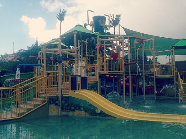 SnS Kids Section Waterbom