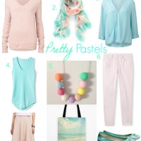 Pretty Pastels for Women & Home