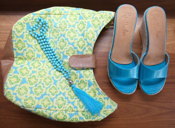 Style and Shenanigans Where to Shop for Bags, Jewellery & Shoes - TURQUOISE