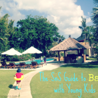Bali with Young Kids