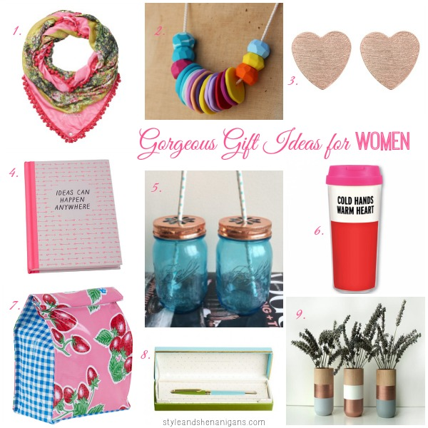 Gorgeous Gift Ideas For Women Style Shenanigans