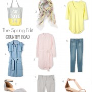 SnS Country Road Spring Edit - Women
