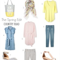 Country Road: The SnS Spring Edit