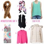 SnS Texture Challenge Day 4 Silk & Fur