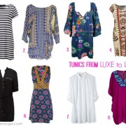 Style and Shenanigans Tunics from Luxe to Less