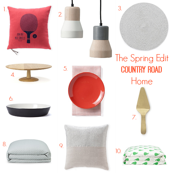 The SnS Spring Edit Country Road - Home