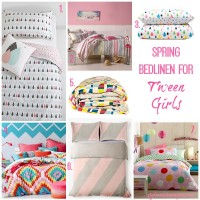 Bed Linen for Tween Girls