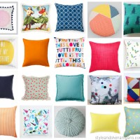 Spring Home Wares: Cushions