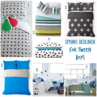 Bed Linen for Tween Boys