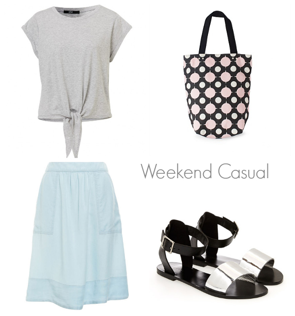 Spring Basics - Weekend Casual