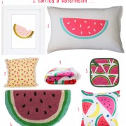 Style an Shenanigans Watermelon decor
