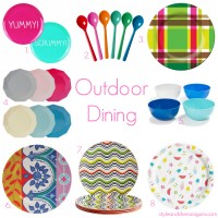 Outdoor Entertaining: Table Ware