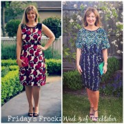 Style and Shenanigans Wearing Leona Edmiston for Frocktober