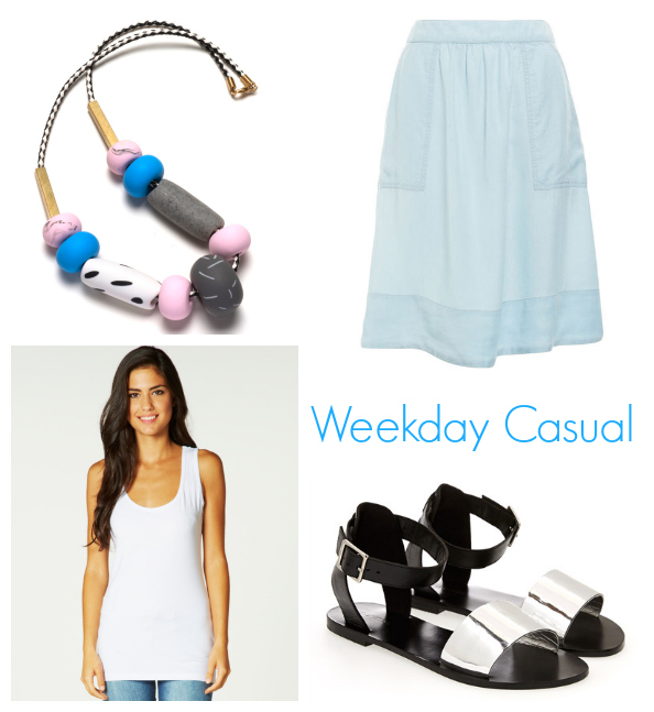 Style and Shenanigans Weekday Casual