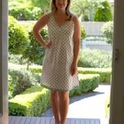Style and Shenanigans wearing Heartfelt's Annika Dress