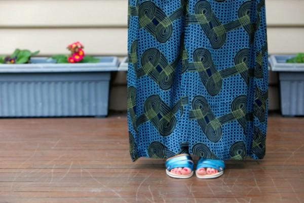 Totem Jumpsuit Shoes