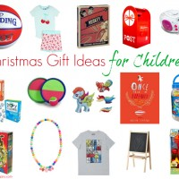Christmas Gift Ideas for Kids (Christmas 2014)