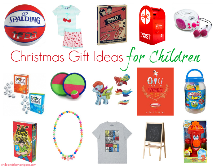 Christmas Gift Ideas for Kids (Christmas 2014) - Style & Shenanigans