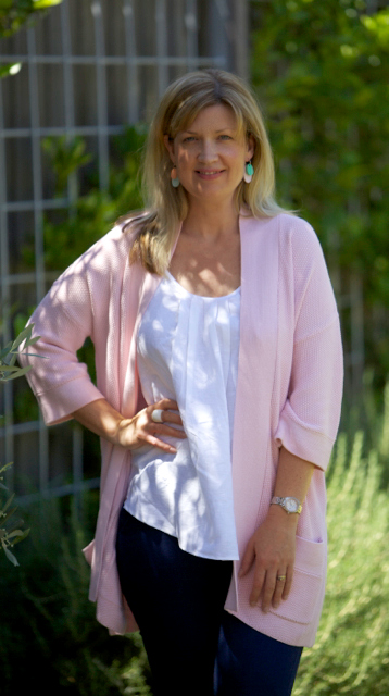 Style and Shenanigans Wearing BT Cardy & Cami
