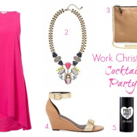 Style and Shenanigans What to Wear to a Work Christmas Cocktail Party