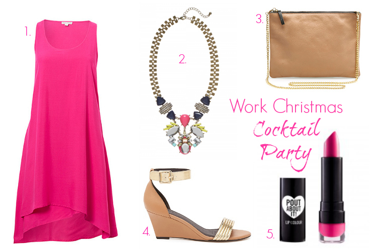 35416ff35fd70 Style and Shenanigans What to Wear to a Work Christmas Cocktail Party