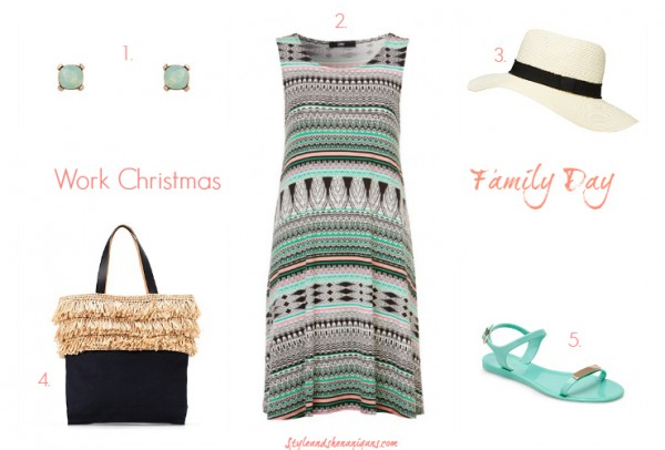 Style and Shenanigans What to Wear to the Work Christmas Family Day