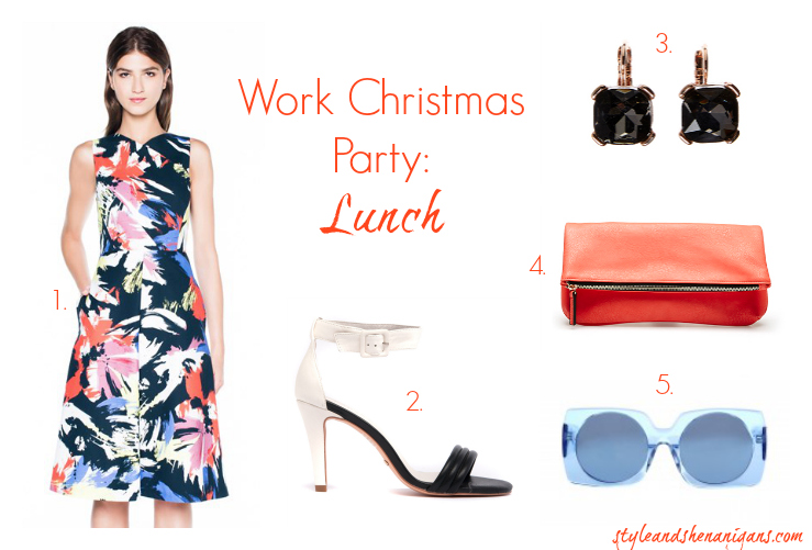 cf82faeff3f9c Style and Shenanigans What to Wear to the Work Christmas Lunch