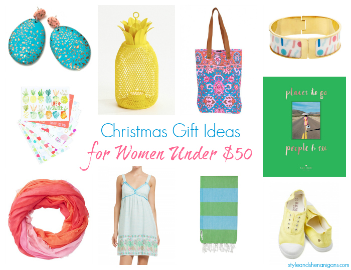 Christmas Gift Ideas for Women (Christmas 2014) - Style & Shenanigans
